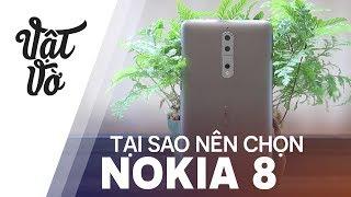 Đây mới là sự trở lại đáng giá: Nokia 8