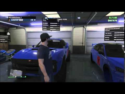 GTA 5 Online - UPDATED Apartments and Garages Tour (14)