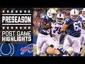Colts vs. Bills | Game Highlights | NFL
