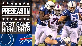 Colts vs. Bills | Game Highlights | NFL