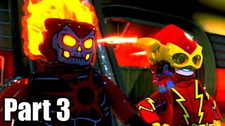 LEGO DC SUPER-VILLAINS [PS4 PRO] Gameplay Walkthrough Part 3 | No Commentary