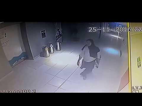 Lagi HEBOH !!!! Detik detik penggerebekan PNS puskesmas Selingkuh di Hotel Serpong Part II