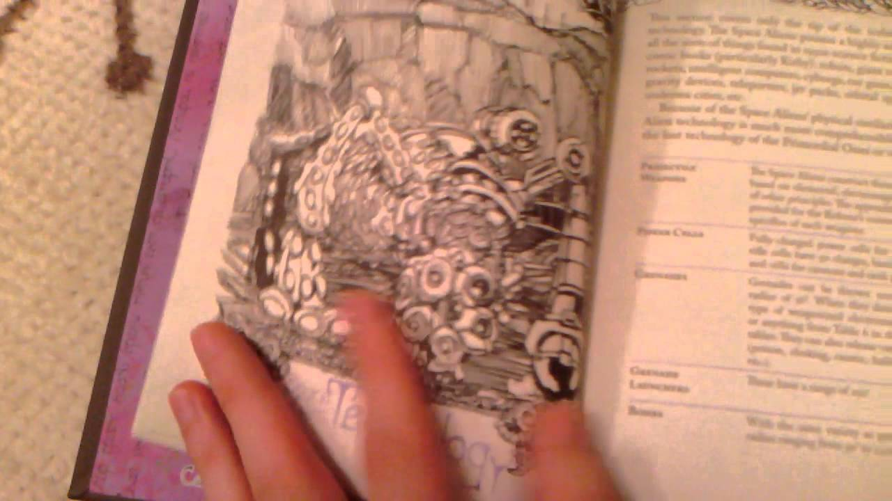 how to make an rpg book