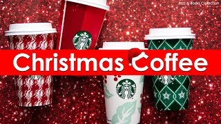 Christmas Coffee Shop Music  Starbucks Christmas Music  Christmas Songs and Carols Instrumental