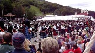 Scotland The Brave-Massed Bands