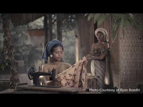 Bali 1930's Conceptual Photography