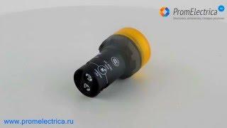 CL-502Y Светосигнальная арматура: Cветодиодный индикатор желтого цвета ABB(1SFA619402R5023 Лампа CL-502Y желтая со встроенным светодиодом 24В AC/DC Светодиодные индикаторы используются для управ..., 2015-11-11T07:53:09.000Z)