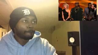Pentatonix & Stevie Wonder   That's The Way Of The World @ Live at The Grammys 2016 REACTION