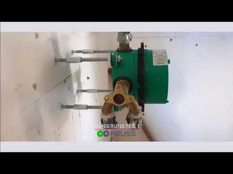 Video-Berufsalltag Komplettsanierung Heizung und Sanitär