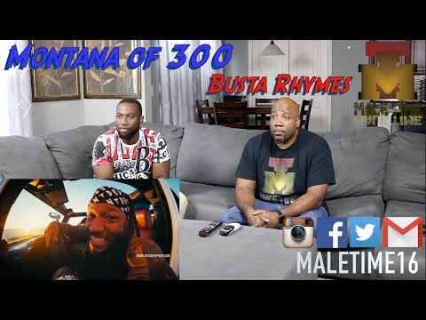Montana Of 300 'Busta Rhymes' (WSHH Exclusive - Official Music Video) (Reaction)