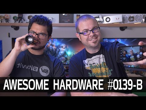 Awesome Hardware #0139-B: Ryzen APU Launch Follow-up, YouTube Cracks Down, HomePood