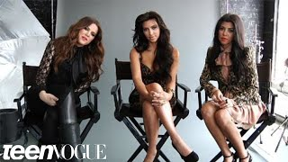 Behind The Scenes of the Kardashian Sisters