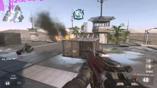 COD AW - PC Gameplay 60fps capture test