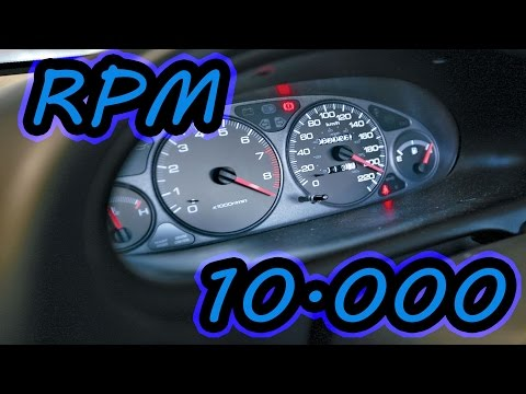 Honda Engines that love to REV high | ~10.000 RPM [Only N/A]
