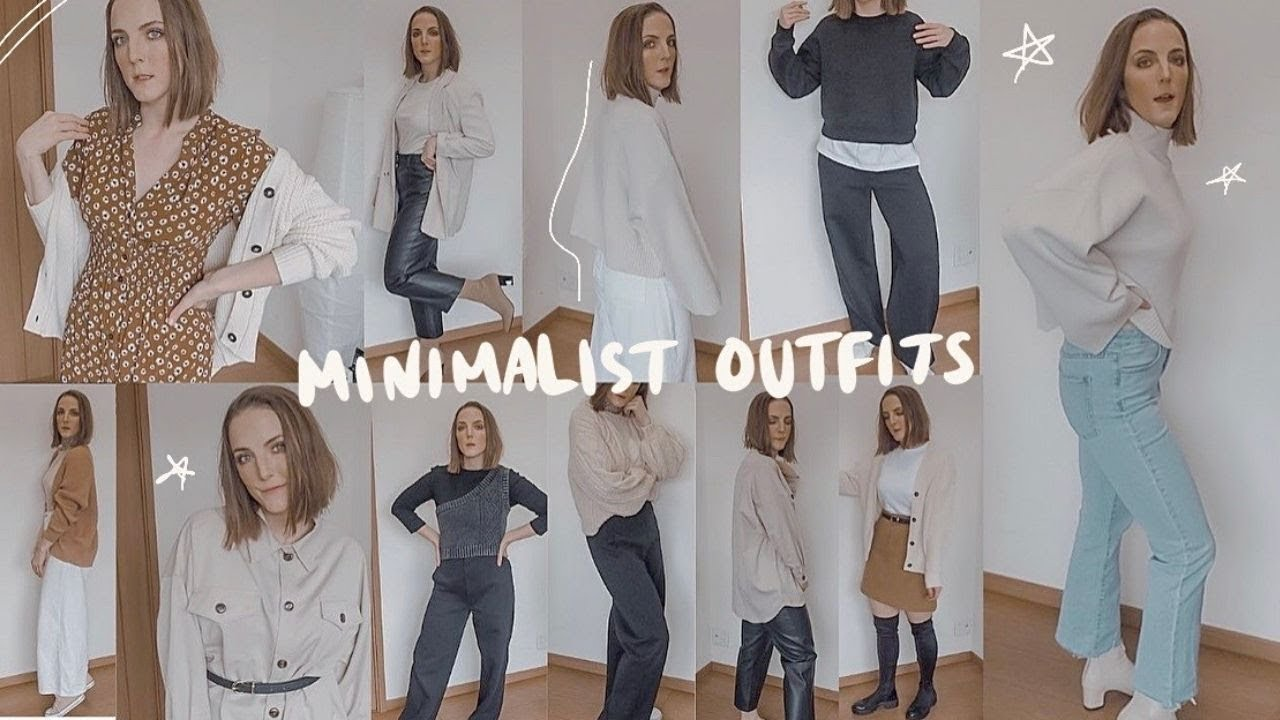 [VIDEO] - VLOGTOBER 23 // Minimalist Outfits Ideas & Japanese Fashion 4