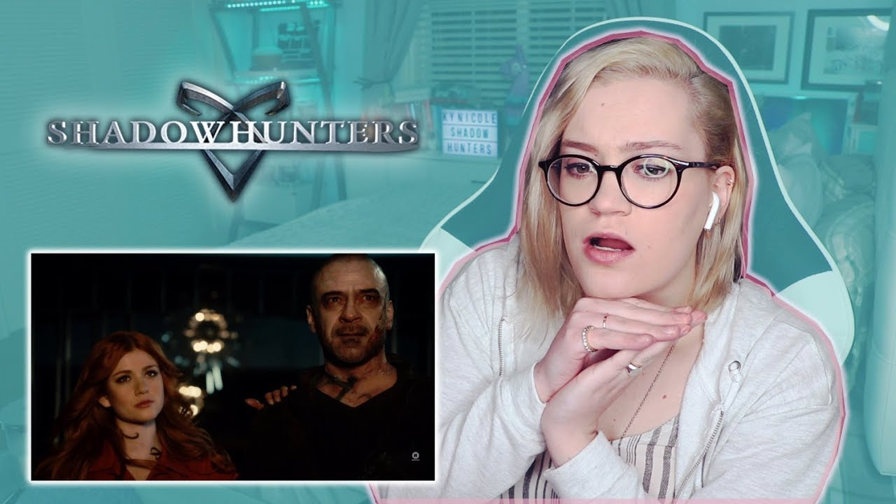 "Download Shadowhunters Season 3 Episode 9 ""Familia Ante Omnia"" REACTION!"
