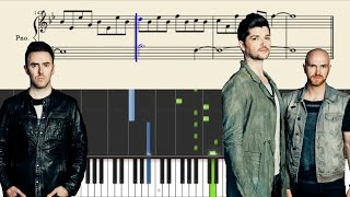 The Script - Hall Of Fame - Piano Tutorial + SHEETS