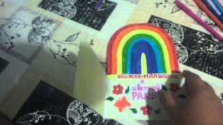 Книжка-малышка)))(Делали книжку для конкурса в садик), 2015-11-25T07:04:20.000Z)