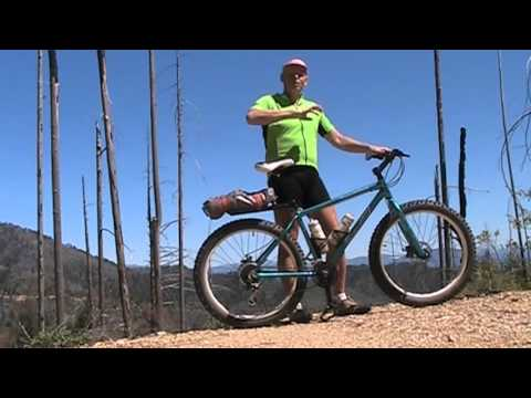 Gravity Knockout Fat bike - Review - testing a fat bike