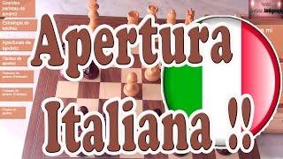 Apertura Italiana Celada del mate de la Coz