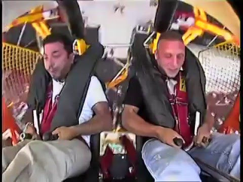 "Fun Park 4G Action ""Το διαβολικό γέλιο""  Funny Video 2016 Greece!"