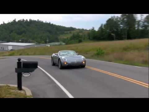 Supercharged LSA V8 Pontiac Solstice