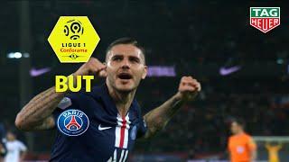 But Mauro ICARDI (26') / Paris Saint-Germain - Olympique de Marseille (4-0)  (PARIS-OM)/ 2019-20