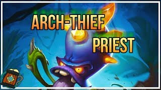 Hearthstone : Deck Tech Arch Thief Priest Journey to Un