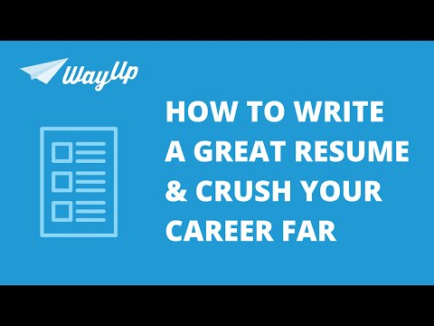 How To Perfect Your Resume & Rock A Career Fair