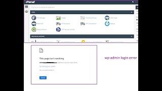 WP Admin Login Not Working, Also Permalink Not Working WordPress 404 [solution]