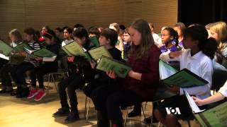 NYC Kids Draw Worldwide Praise for Chorus