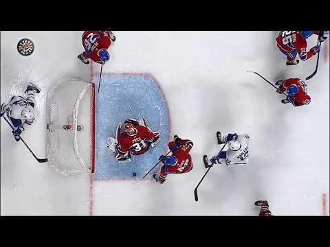 Patrick Marleau Goal - 2017 Season: Toronto Maple Leafs VS Montreal Canadiens 2017-10-14