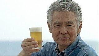 菅原文太さんは、2014年11月28日逝去(享年81歳) キリンラガービール「...