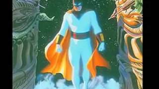 Alex Ross & Space Ghost