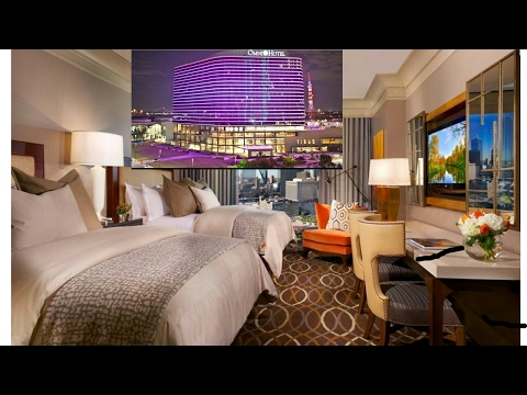 Omni Hotel Room Tour  Downtown Atlanta