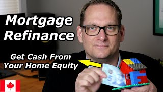 Mortgage Refinance | Mortgage Broker Kevin Carlson Explains Home Refinancing in Canada (2019)
