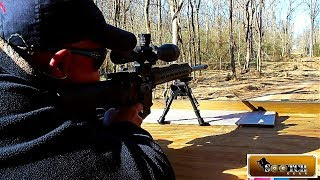 CMMG .224 Valkyrie Shooting 1000 Yards