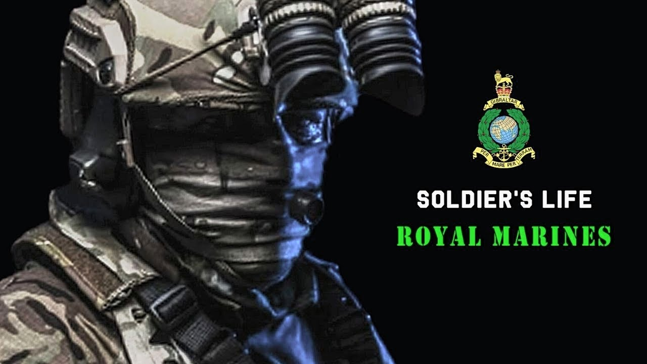 Soldier's Life - British Royal Marines || Military Motivation (2021)