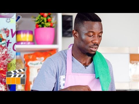 Mcbrown's Kitchen SE2 EP2 with Kwaku Manu