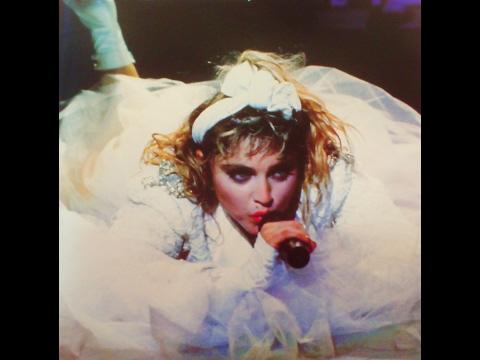 Madonna  Like a Virgin  The Virgin Tour  In Detroit  1985