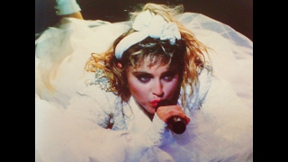 Madonna - Like a Virgin - The Virgin Tour Live In Detroit - 1985