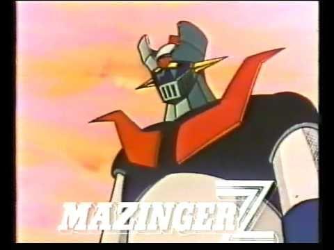 Mazinger Z  Titles English Version