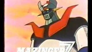 Mazinger Z Opening Titles (English Version)
