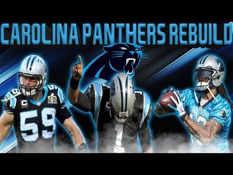 "Carolina Panthers Rebuild - ""Can Superman Do it"" - Madden 18 Connected Franchise Rebuild"