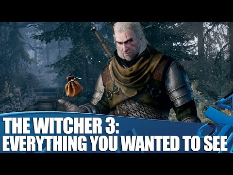 The Witcher 3: Everything You Wanted To See