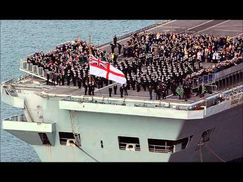 On Parade - H.M. Royal Marines Band
