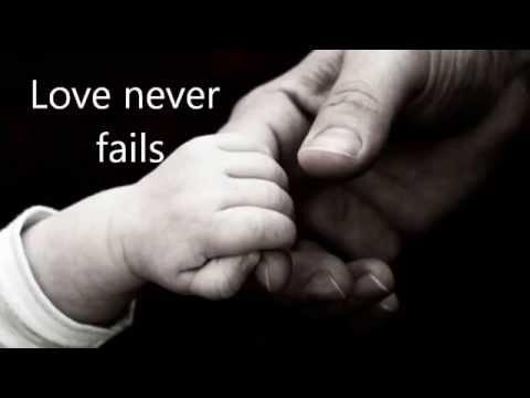 1 Corinthians 13:4-8 Love is Patient