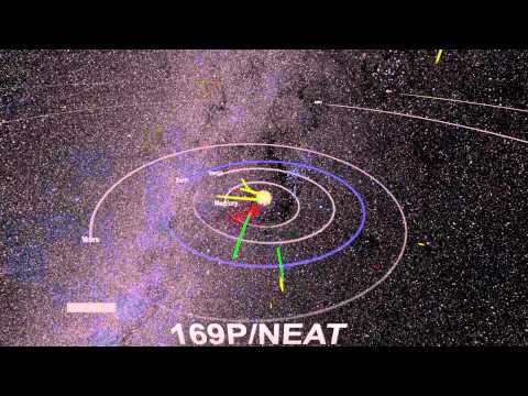 NASA | 3,000 Comets for SOHO