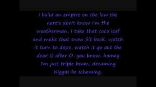 50 Cent - Hustlers Ambition ( Lyrics)