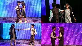 Kids Performance in Wedding   Tujhe Dekha toh ye   Nikhil weds Shrutika   Tilakpure family